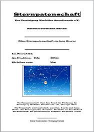 VKS-Urkunde