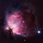 M42 - Orionnebel (Mosaik)