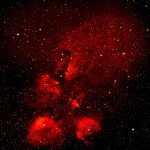 NGC6334 (Mosaik) - Katzenpfotennebel