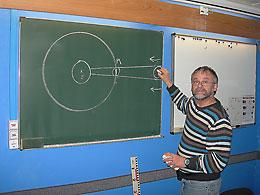 Vortrag der Rollenden Sternwarte