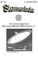 Sternbote 1. Quartal 2005