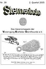 Sternbote 2. Quartal 2005