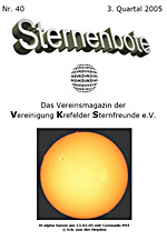 Sternbote 3. Quartal 2005