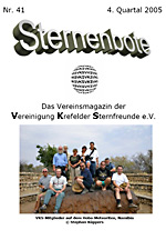 Sternbote 4. Quartal 2005