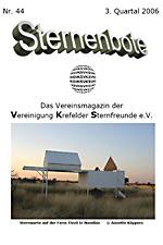 Sternbote 3.Quartal 2006
