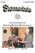 Sternbote 1.Quartal 2007