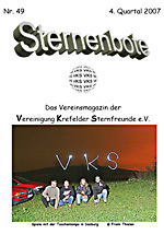 Sternbote 4.Quartal 2007