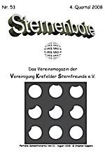 Sternbote 2.Quartal 2008